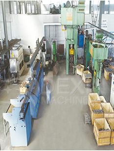 1000T Electric Screw Press